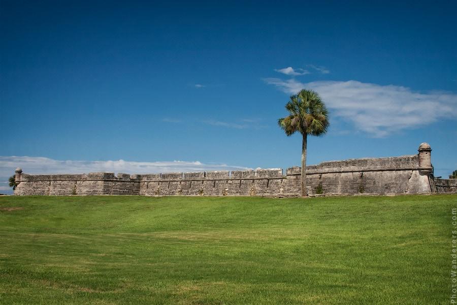 Кастильо-де-Сан-Маркос, Сент-Огастин | The Castillo de San Marcos, St. Augustine