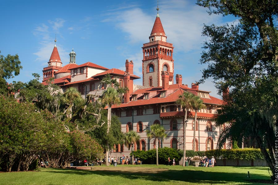 Колледж Флаглера, Сент-Огастин | Flagler College