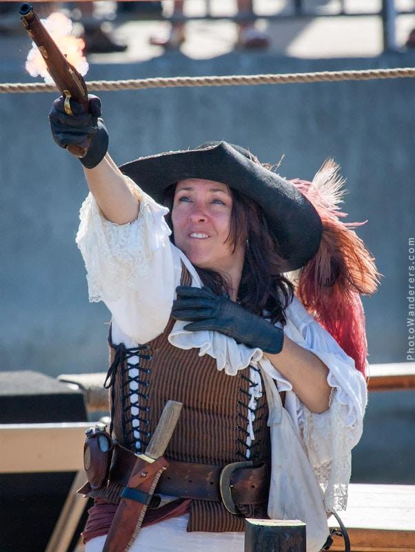 Победа пиратов