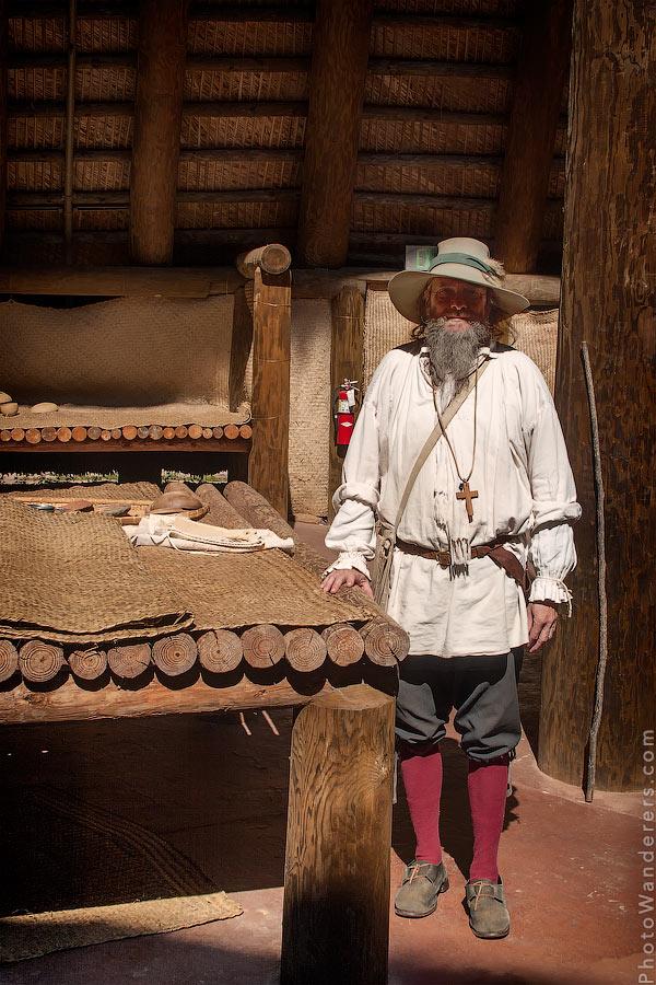 Из жизни первых поселенцев
