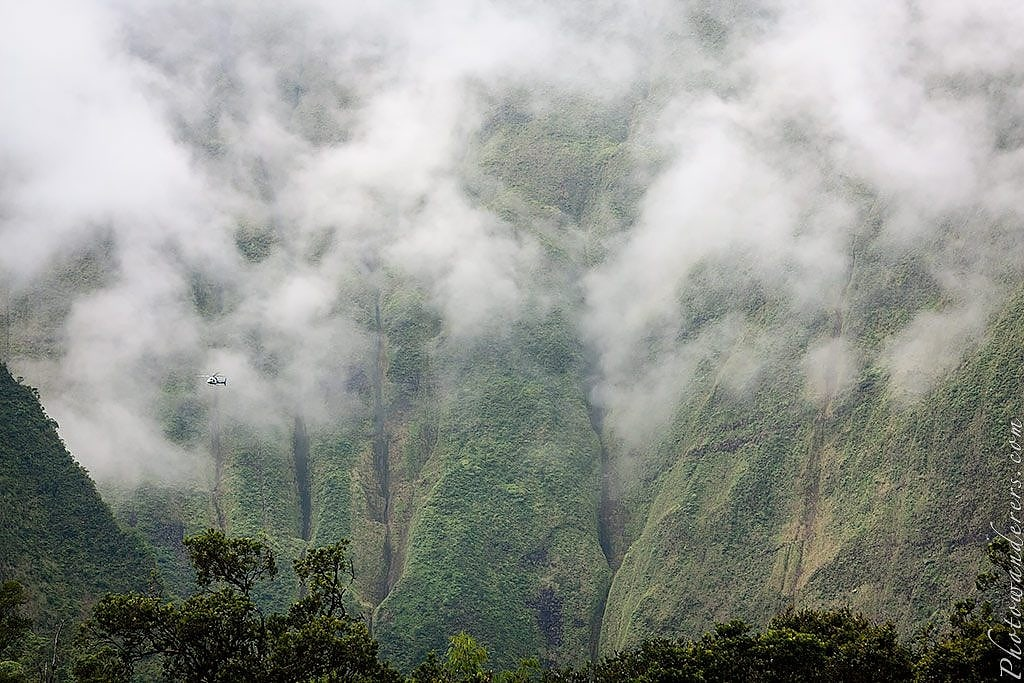 Путешествие к центру Кауаи и обратно. Мир водопадов и каньонов