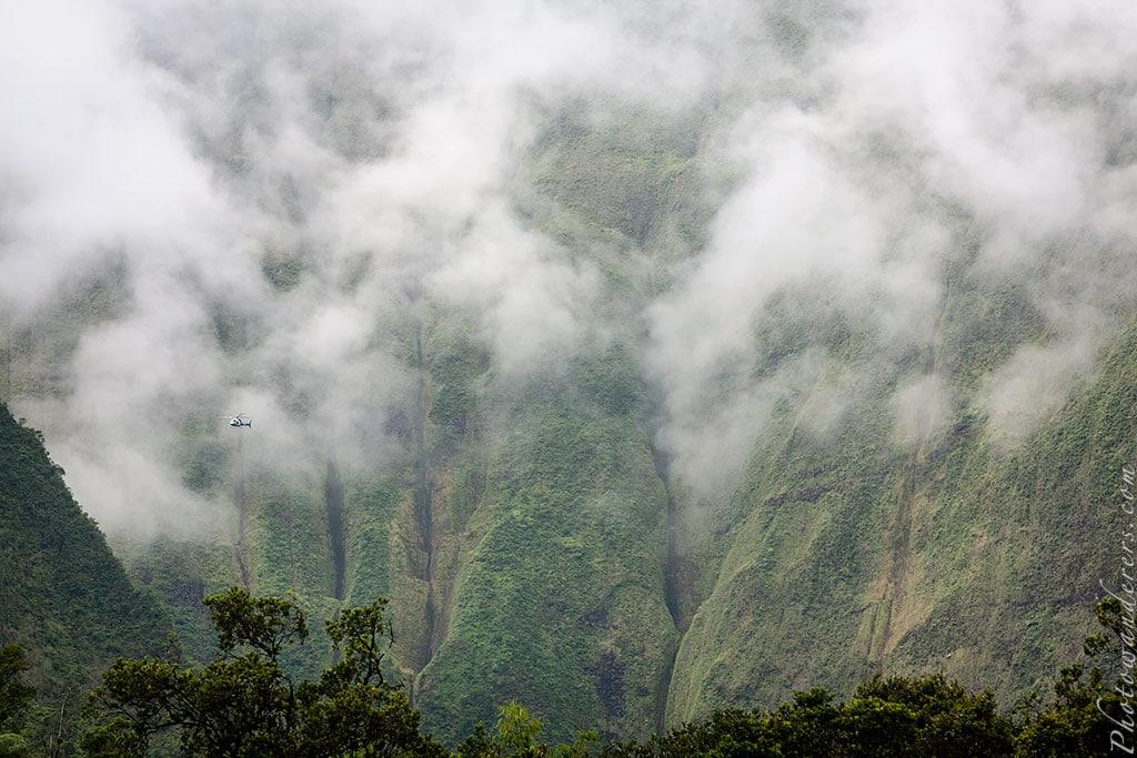 Плачущая Стена, Кауаи, Гавайи | Weeping Wall, Kauai, Hawaii