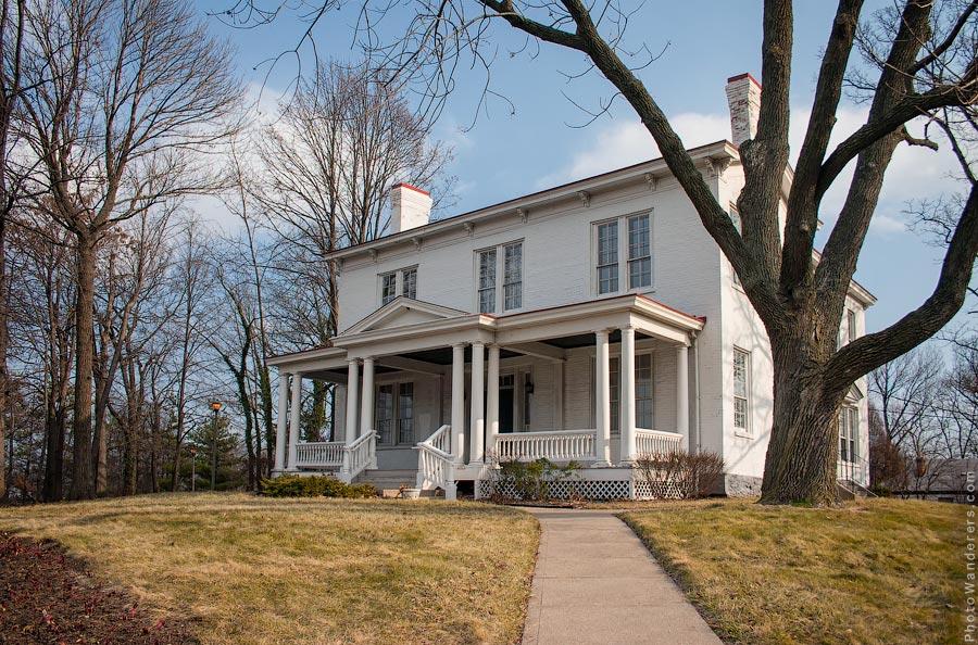 Дом-музей Гарриет Бичер-Стоу