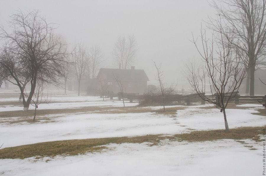 Амиш-Акрес, Наппани, Индиана | Amish Acres, Napanee, Indiana