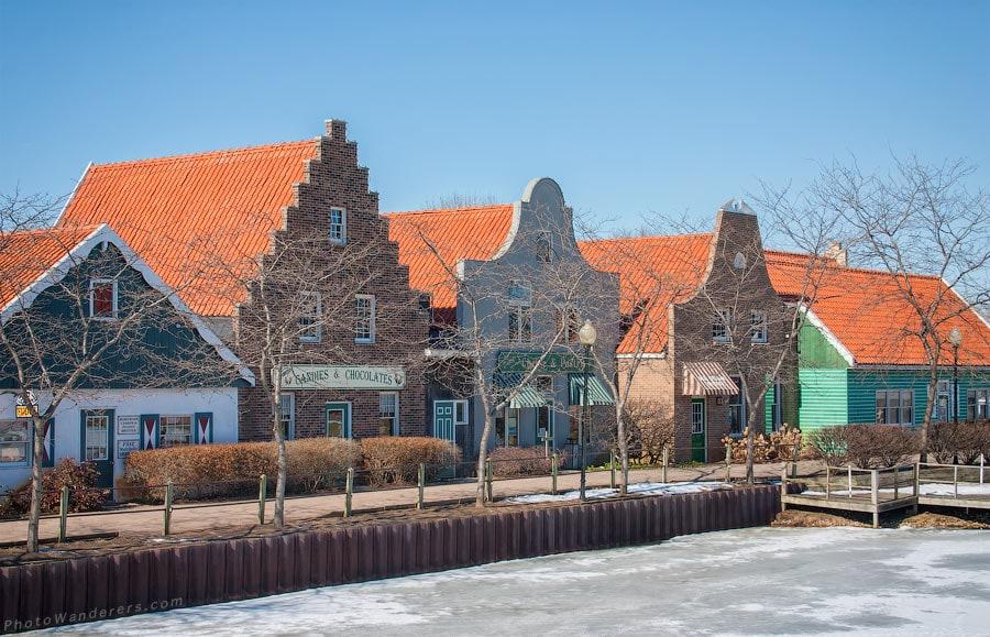 Голландская деревня Нелис | Nelis' Dutch Villagе Холланд, Мичиган