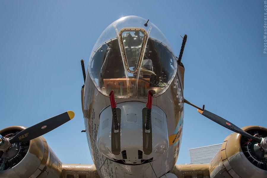 К полету готов! B-17 «Летающая Крепость»
